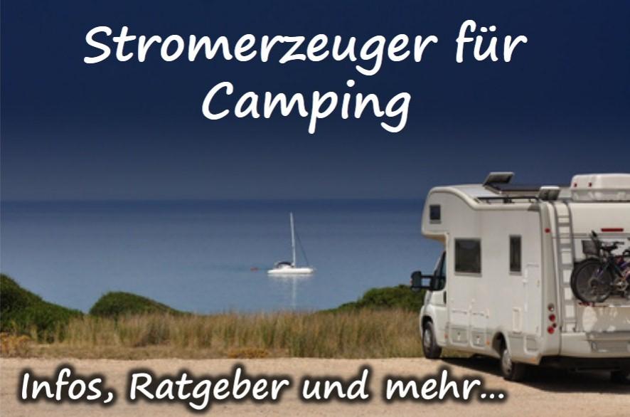 Stromerzeuger für camping kaufen