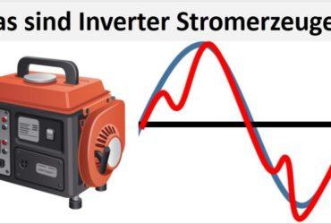 Was bedeutet Inverter Stromerzeuger?